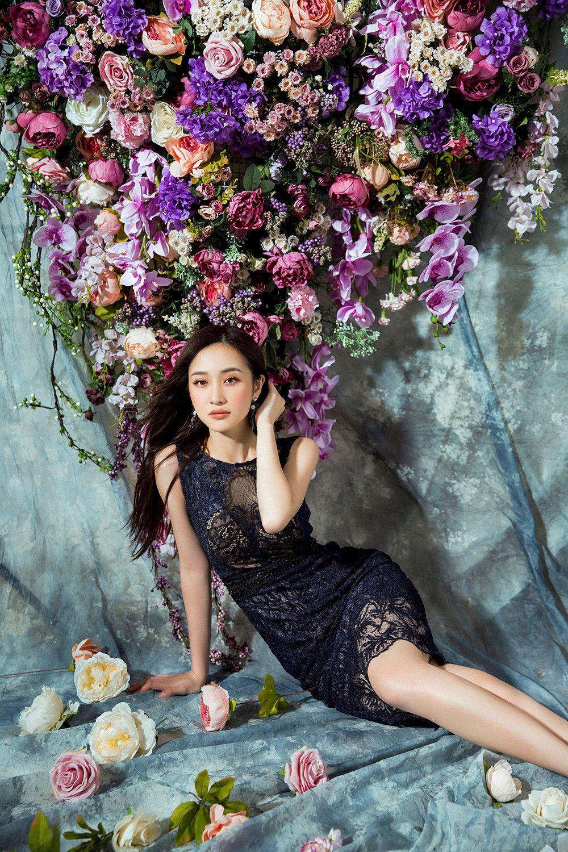 Guu thời trang đẹp tinh khôi của người đẹp Jun Vũ Ảnh 10