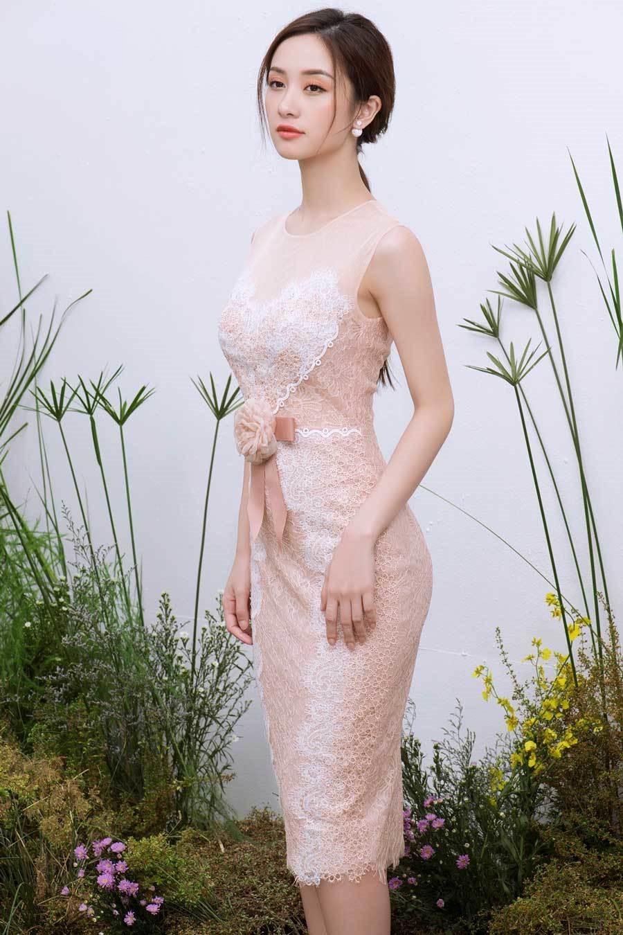 Guu thời trang đẹp tinh khôi của người đẹp Jun Vũ Ảnh 3