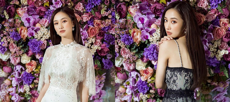 Guu thời trang đẹp tinh khôi của người đẹp Jun Vũ Ảnh 1
