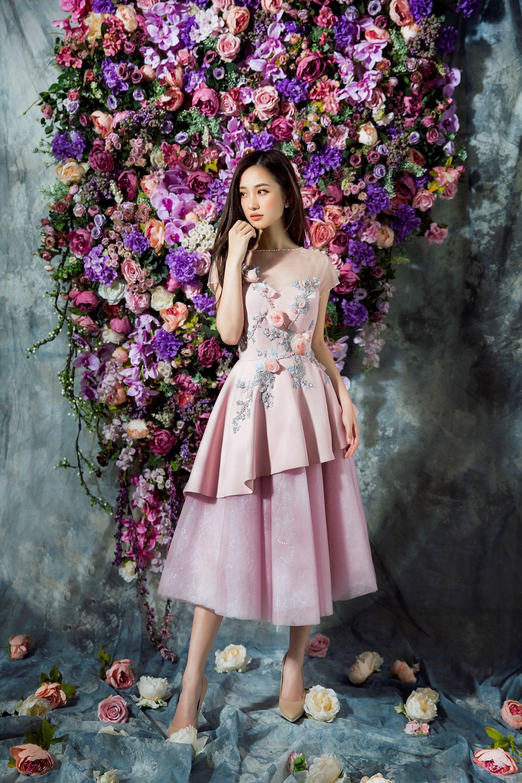 Guu thời trang đẹp tinh khôi của người đẹp Jun Vũ Ảnh 11