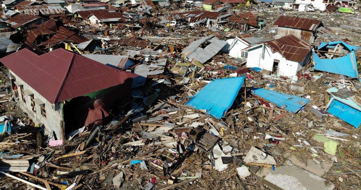 Nhân thảm họa động đất, sóng thần, khoảng 1.200 tù nhân vượt ngục ở Indonesia Ảnh 1