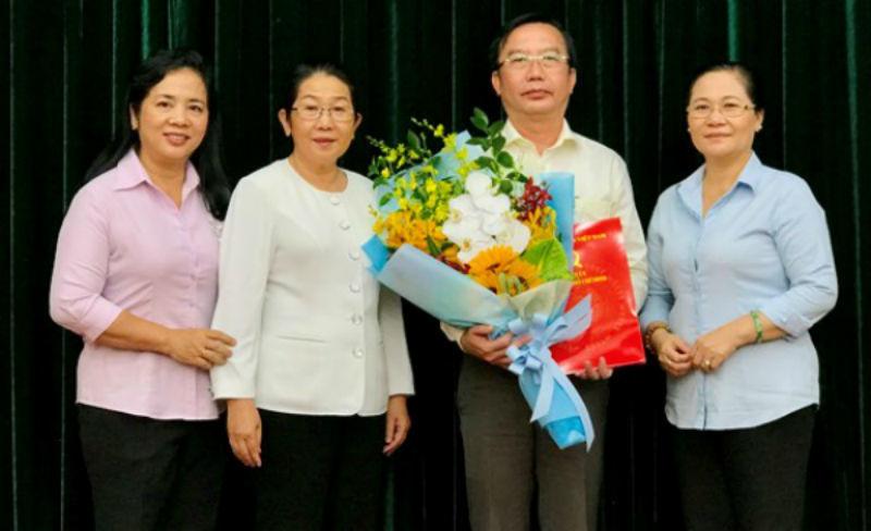Chủ tịch quận 1 làm Chánh văn phòng Thành ủy TP.HCM Ảnh 1