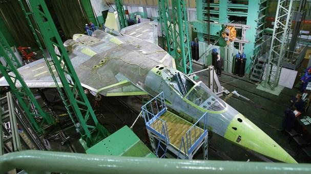 Nga thử nghiệm súng bắn tia viba sử dụng cho máy bay tiêm kích thế hệ thứ 6 Ảnh 1