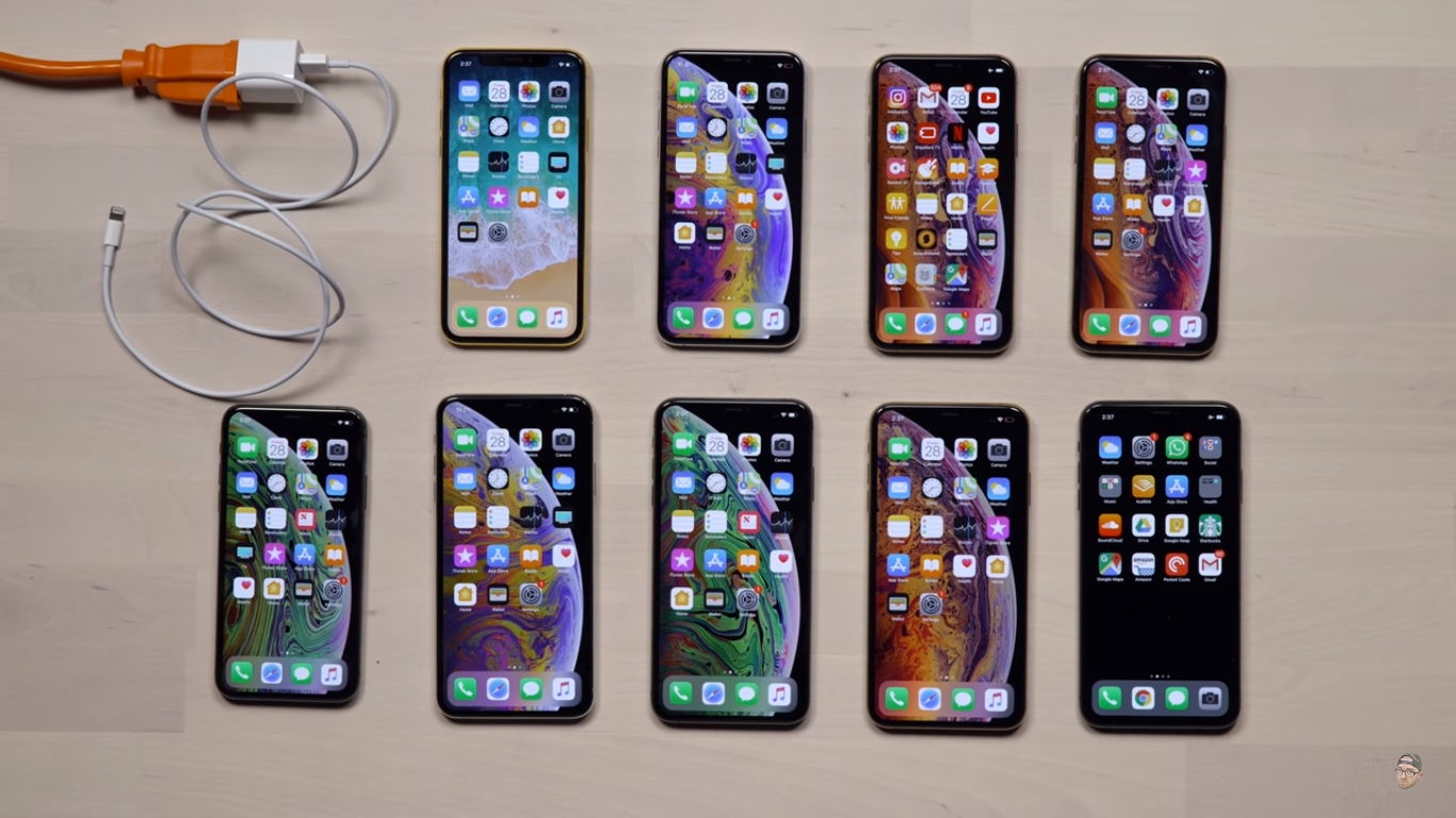 iPhone XS và XS Max lại gặp lỗi không tự động sạc pin Ảnh 1