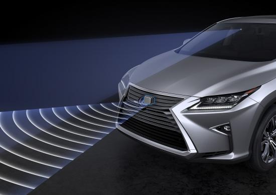 Lexus Việt Nam giới thiệu phiên bản 7 chỗ và động cơ Hybrid của dòng RX Ảnh 7