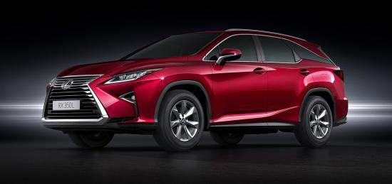 Lexus Việt Nam giới thiệu phiên bản 7 chỗ và động cơ Hybrid của dòng RX Ảnh 1