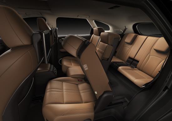 Lexus Việt Nam giới thiệu phiên bản 7 chỗ và động cơ Hybrid của dòng RX Ảnh 5