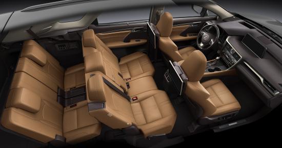 Lexus Việt Nam giới thiệu phiên bản 7 chỗ và động cơ Hybrid của dòng RX Ảnh 3