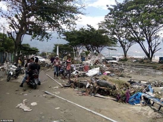 Indonesia nỗ lực khắc phục hậu quả sau thảm họa kép Ảnh 1