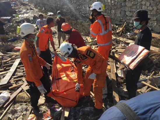 Indonesia nỗ lực khắc phục hậu quả sau thảm họa kép Ảnh 3