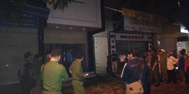 Đã bắt được kẻ ôm vũ khí nóng cố thủ trong nhà ở Nghệ An Ảnh 2