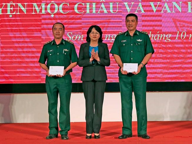 Quyền Chủ tịch nước dự hội nghị sơ kết chống ma túy tại Sơn La Ảnh 1