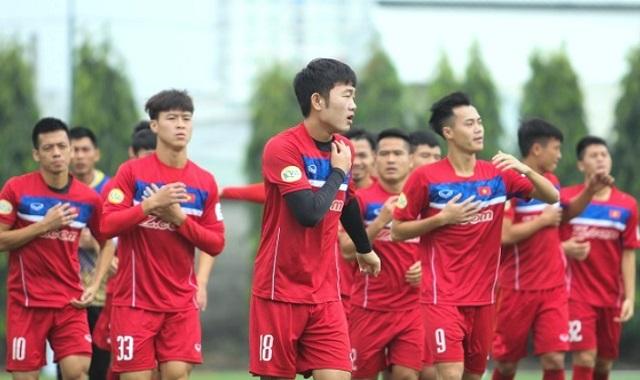 Đội tuyển Việt Nam hủy đá giao hữu trước thềm AFF Cup 2018 Ảnh 1