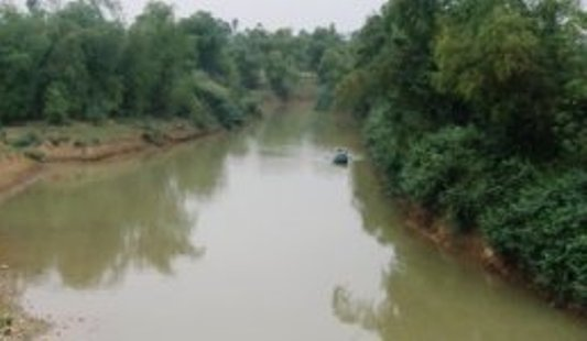 Nam thanh niên tử vong khi xuống sông đánh cá