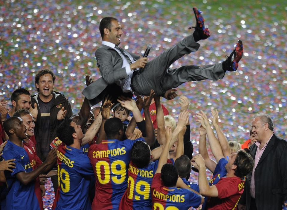 Mourinho lại xung đột với sao MU, Barca giang tay đón Guardiola Ảnh 3