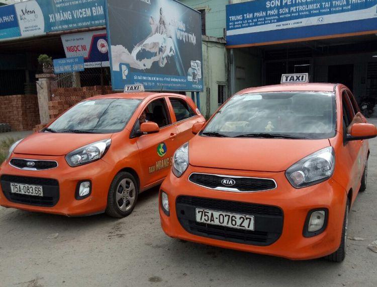 Xứ Huế ngăn chặn khẩn cấp xe taxi Hoàng Sa để xử lý đơn kiện Ảnh 4
