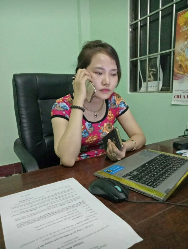 Xứ Huế ngăn chặn khẩn cấp xe taxi Hoàng Sa để xử lý đơn kiện Ảnh 2
