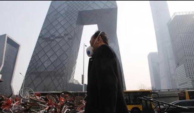 Thực trạng môi trường Trung Quốc và những con số gây sốc Ảnh 1