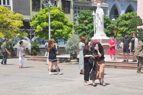Đà Nẵng muốn kéo thêm khách du lịch Hàn Quốc Ảnh 1
