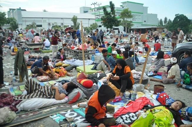 Thảm họa Indonesia: Số người chết tăng lên 1.407 người Ảnh 1