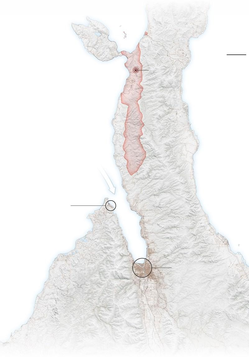 Chùm ảnh vệ tinh chụp Palu trước và sau động đất, sóng thần Ảnh 2