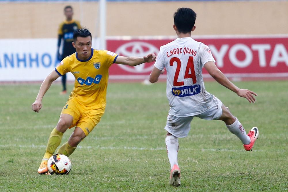 Công Phượng, Phi Sơn và đội hình sao gốc Nghệ khuynh đảo V.League Ảnh 8