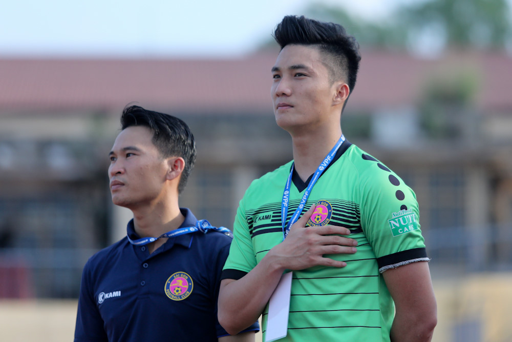 Công Phượng, Phi Sơn và đội hình sao gốc Nghệ khuynh đảo V.League Ảnh 12