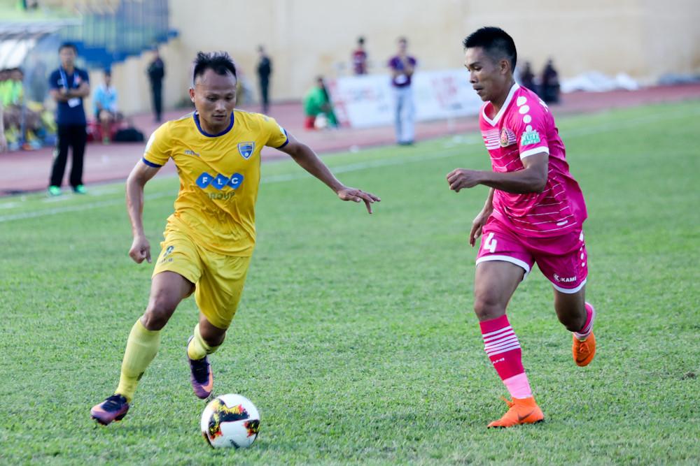 Công Phượng, Phi Sơn và đội hình sao gốc Nghệ khuynh đảo V.League Ảnh 6