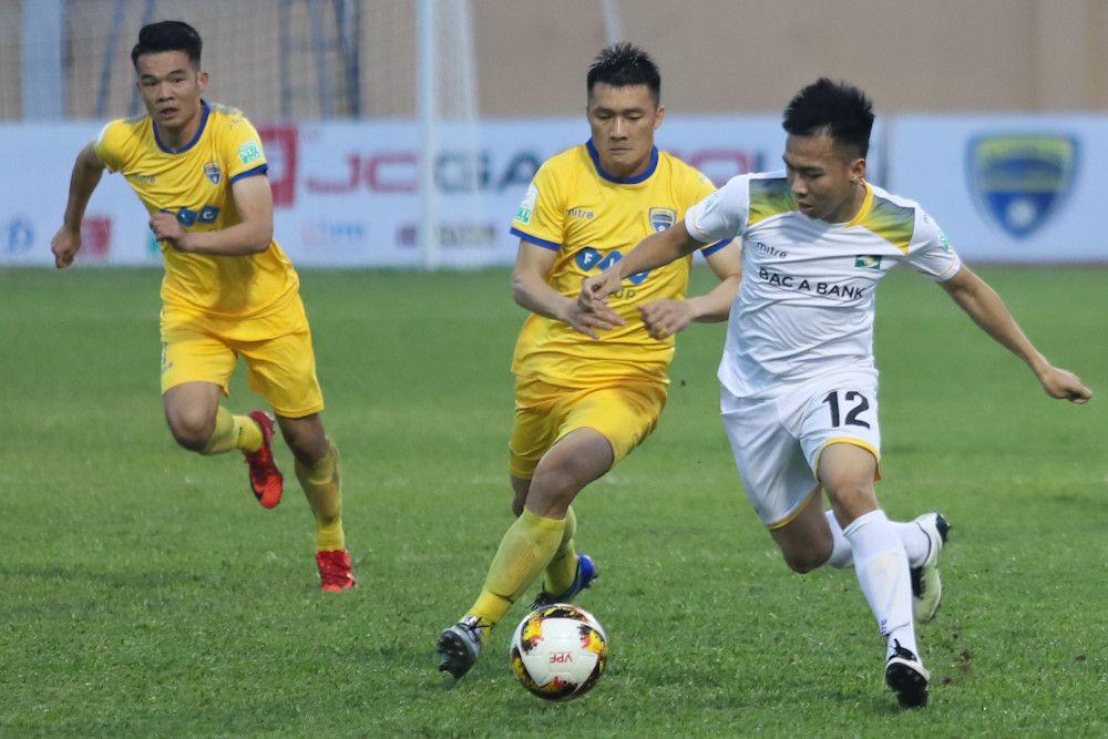 Công Phượng, Phi Sơn và đội hình sao gốc Nghệ khuynh đảo V.League Ảnh 1