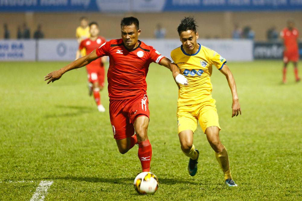 Công Phượng, Phi Sơn và đội hình sao gốc Nghệ khuynh đảo V.League Ảnh 10