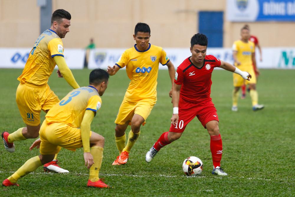 Công Phượng, Phi Sơn và đội hình sao gốc Nghệ khuynh đảo V.League Ảnh 3