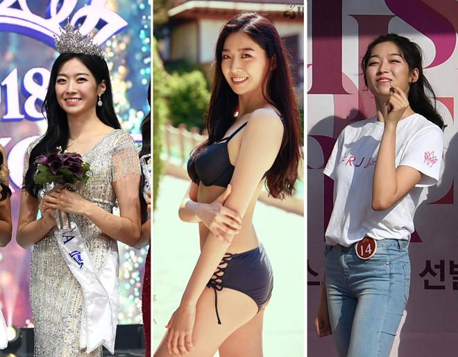 Tân Hoa hậu Hàn Quốc mặc xấu trên thảm đỏ gây tranh cãi Ảnh 6