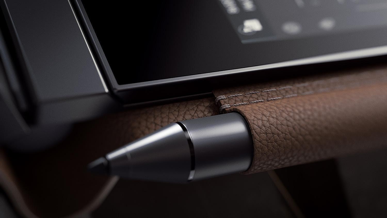 Chán nhôm và nhựa, HP giới thiệu laptop vỏ da đầu tiên trên thế giới Ảnh 4