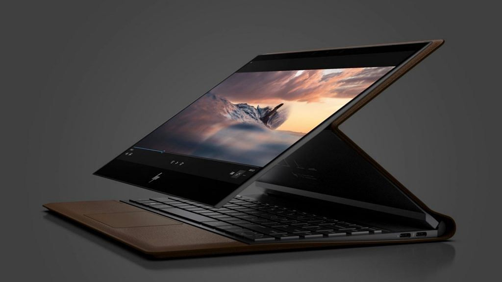 Chán nhôm và nhựa, HP giới thiệu laptop vỏ da đầu tiên trên thế giới Ảnh 5