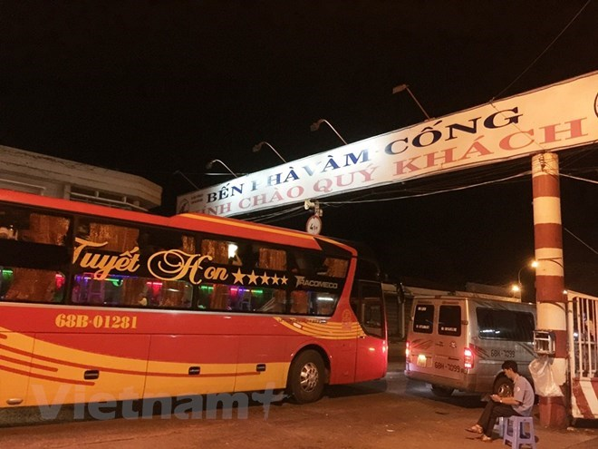 Nhà thầu Hàn Quốc 'chây ì' sửa chữa vết nứt cầu Vàm Cống qua sông Hậu Ảnh 1