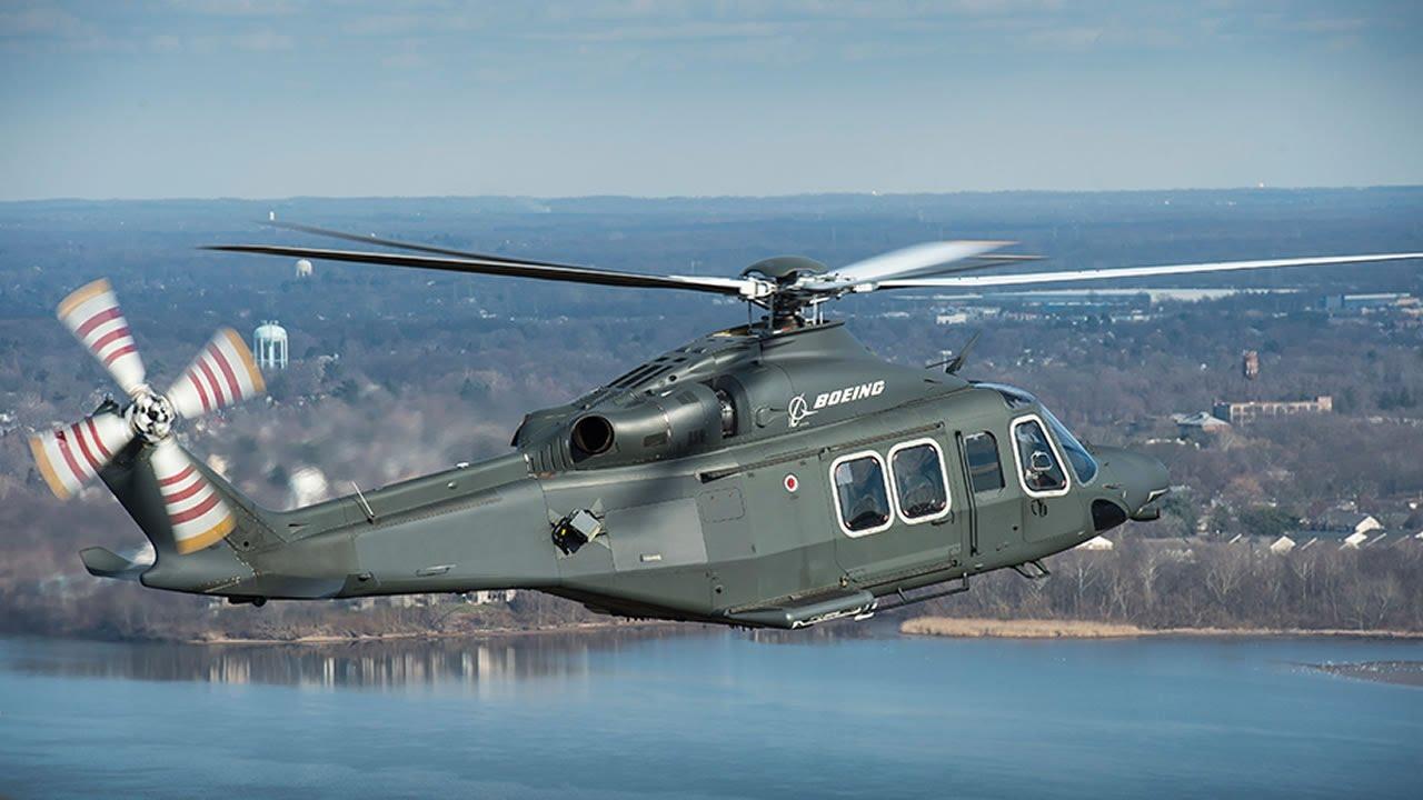 Mẫu trực thăng Mh-139 được không quân Mỹ chọn để thay thế đội bay Ảnh 1
