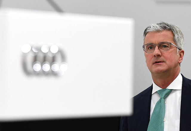 CEO của Audi chính thức bị sa thải Ảnh 1