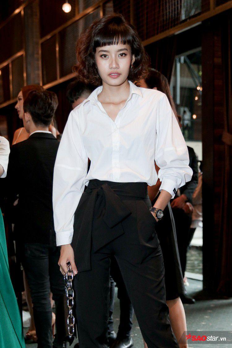 Minh Tú khoe chân thon, vòng một đầy đặn khi công bố mình là đại diện tại Hoa hậu Siêu quốc gia Ảnh 12