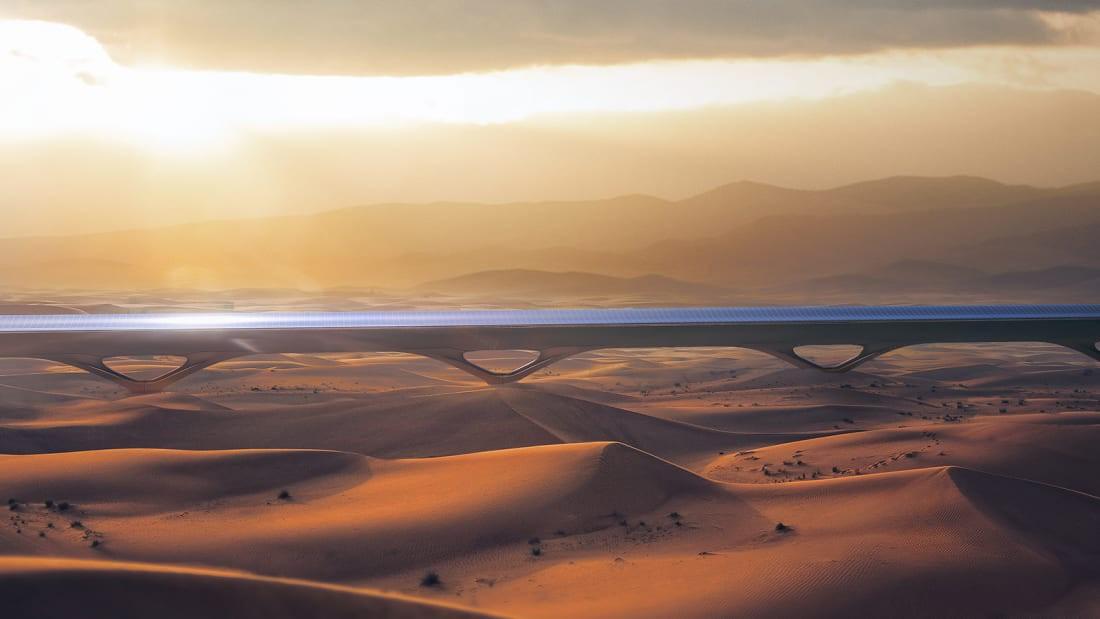 Ra mắt tàu siêu tốc Hyperloop chở khách tốc độ 1.000 km/h Ảnh 5