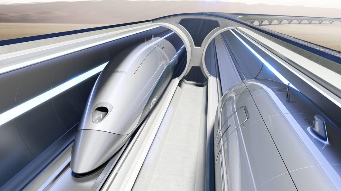 Ra mắt tàu siêu tốc Hyperloop chở khách tốc độ 1.000 km/h Ảnh 6