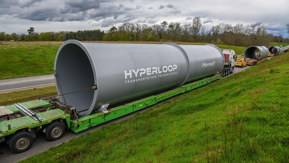 Ra mắt tàu siêu tốc Hyperloop chở khách tốc độ 1.000 km/h Ảnh 7