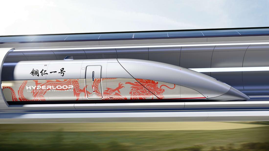Ra mắt tàu siêu tốc Hyperloop chở khách tốc độ 1.000 km/h Ảnh 4