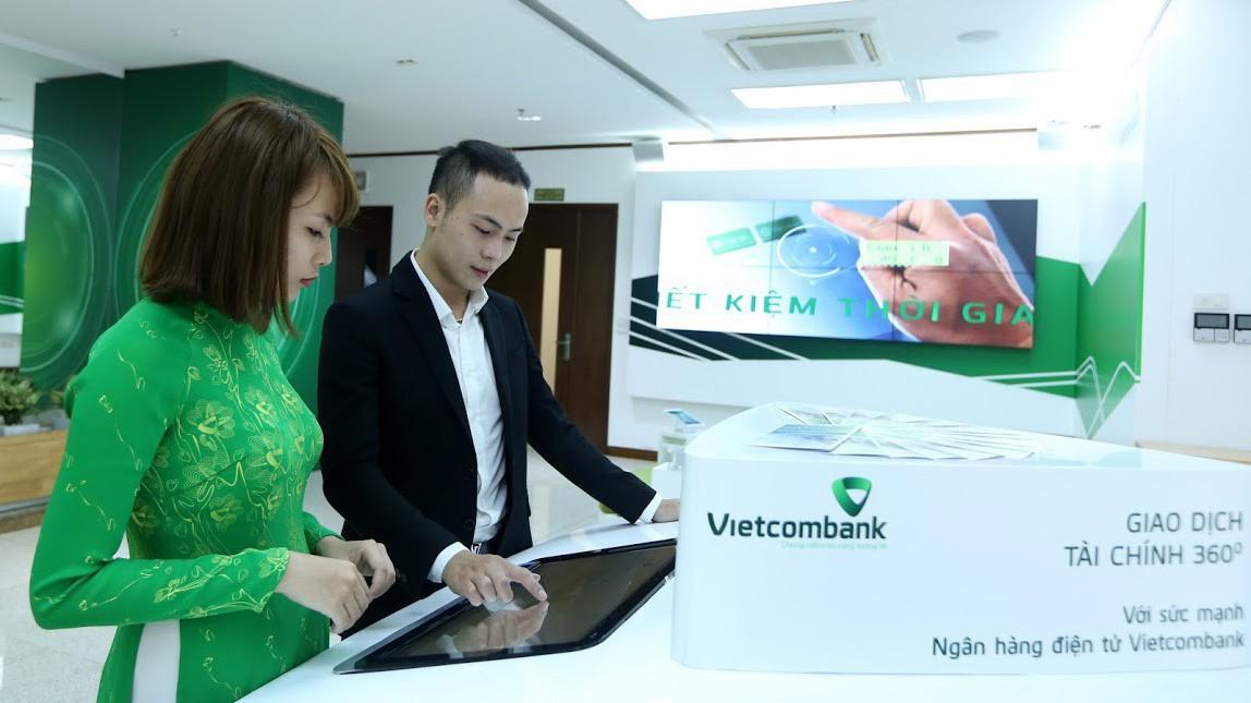Vietcombank: 'Không nới chỉ tiêu tín dụng là cơ hội' Ảnh 1