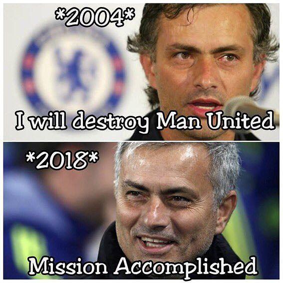 Nguồn cảm hứng 'ảnh chế' từ cuộc khủng hoảng của Mourinho và MU Ảnh 10