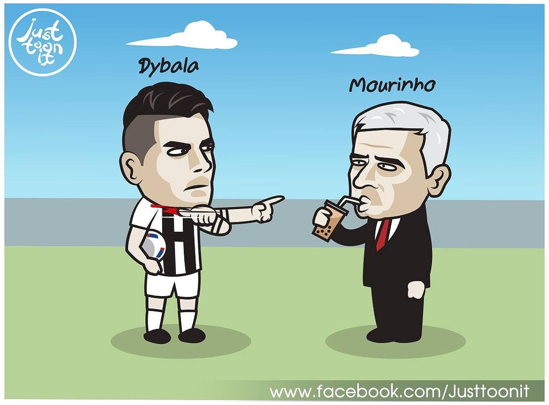 Nguồn cảm hứng 'ảnh chế' từ cuộc khủng hoảng của Mourinho và MU Ảnh 5