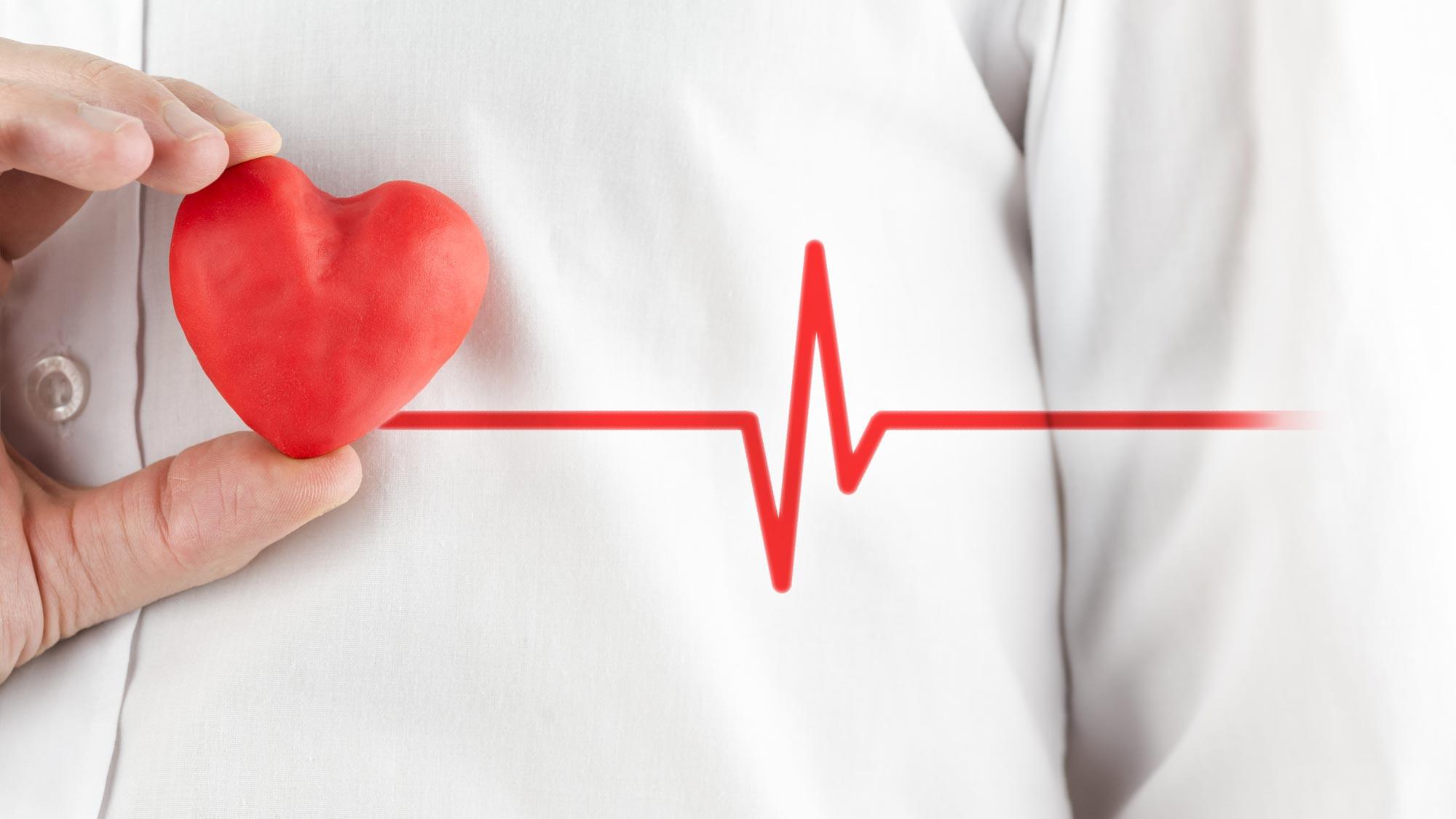 Các dấu hiệu cảnh báo cơn đau tim Ảnh 1