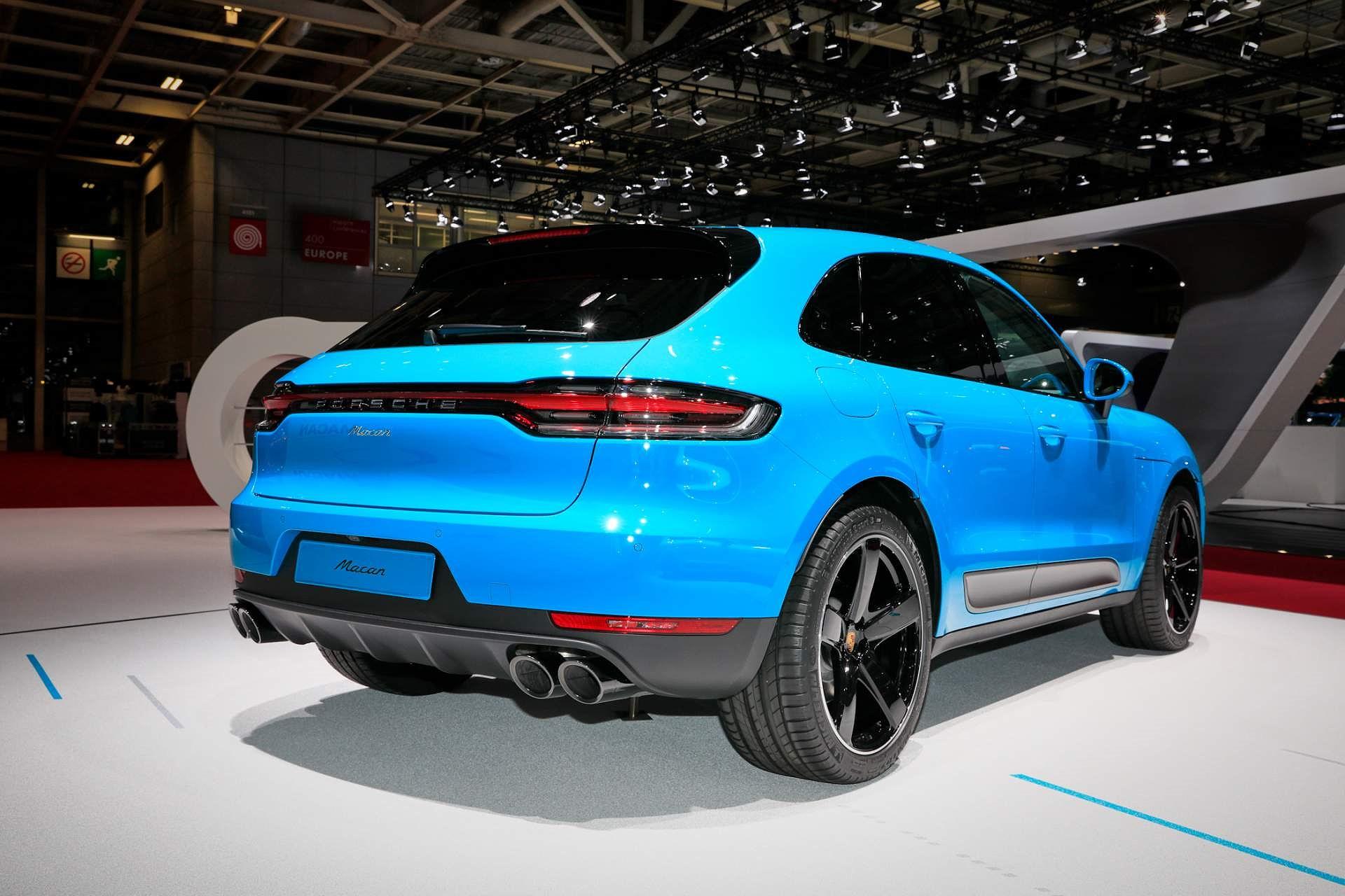 Porsche Macan ra mắt châu Âu với động cơ 242 mã lực Ảnh 4