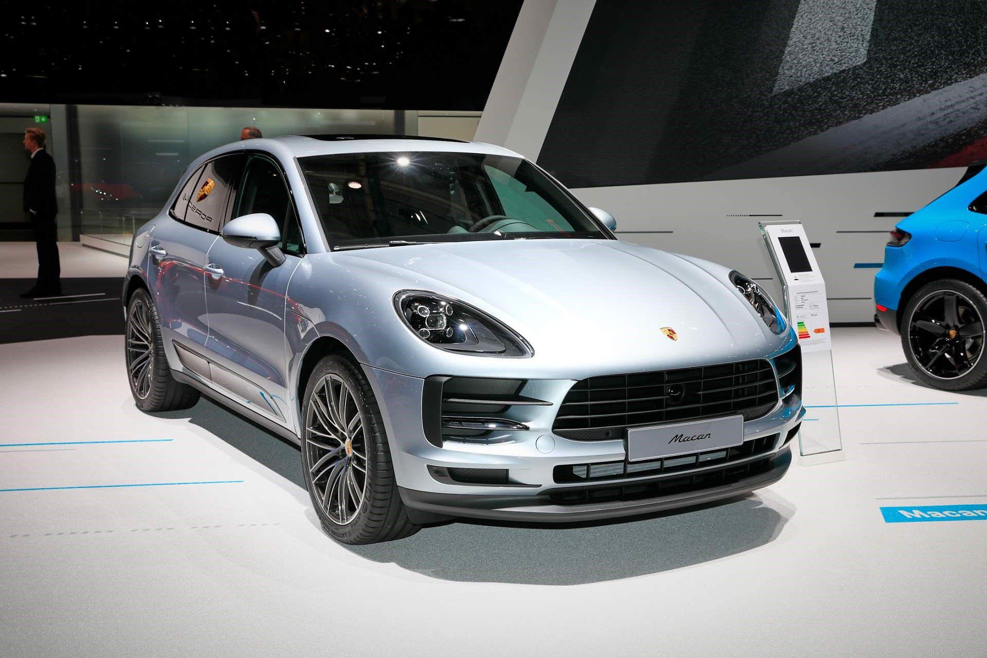 Porsche Macan ra mắt châu Âu với động cơ 242 mã lực Ảnh 2