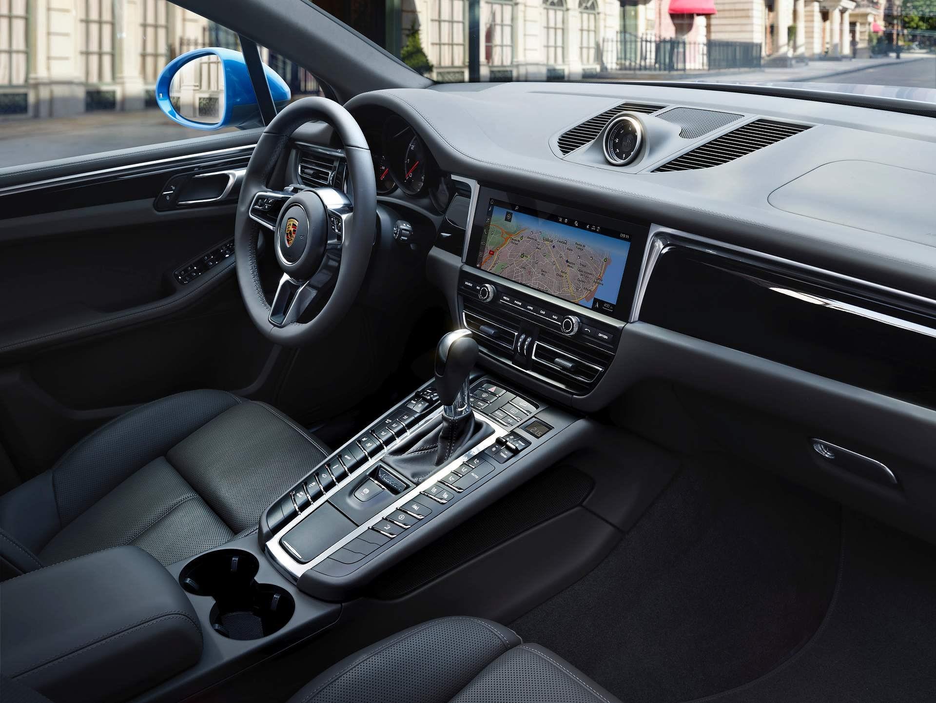 Porsche Macan ra mắt châu Âu với động cơ 242 mã lực Ảnh 8