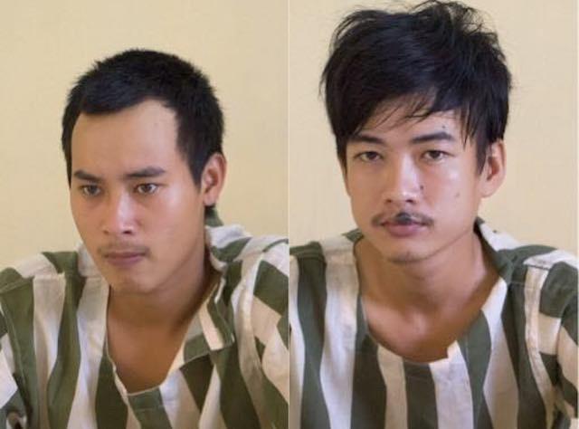Cảnh sát bắt nhóm thanh niên chuyên cướp giật vùng ven nông thôn Ảnh 2